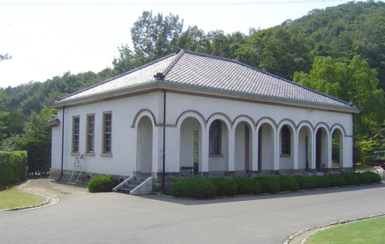 近衛局本部付属舎の外観写真