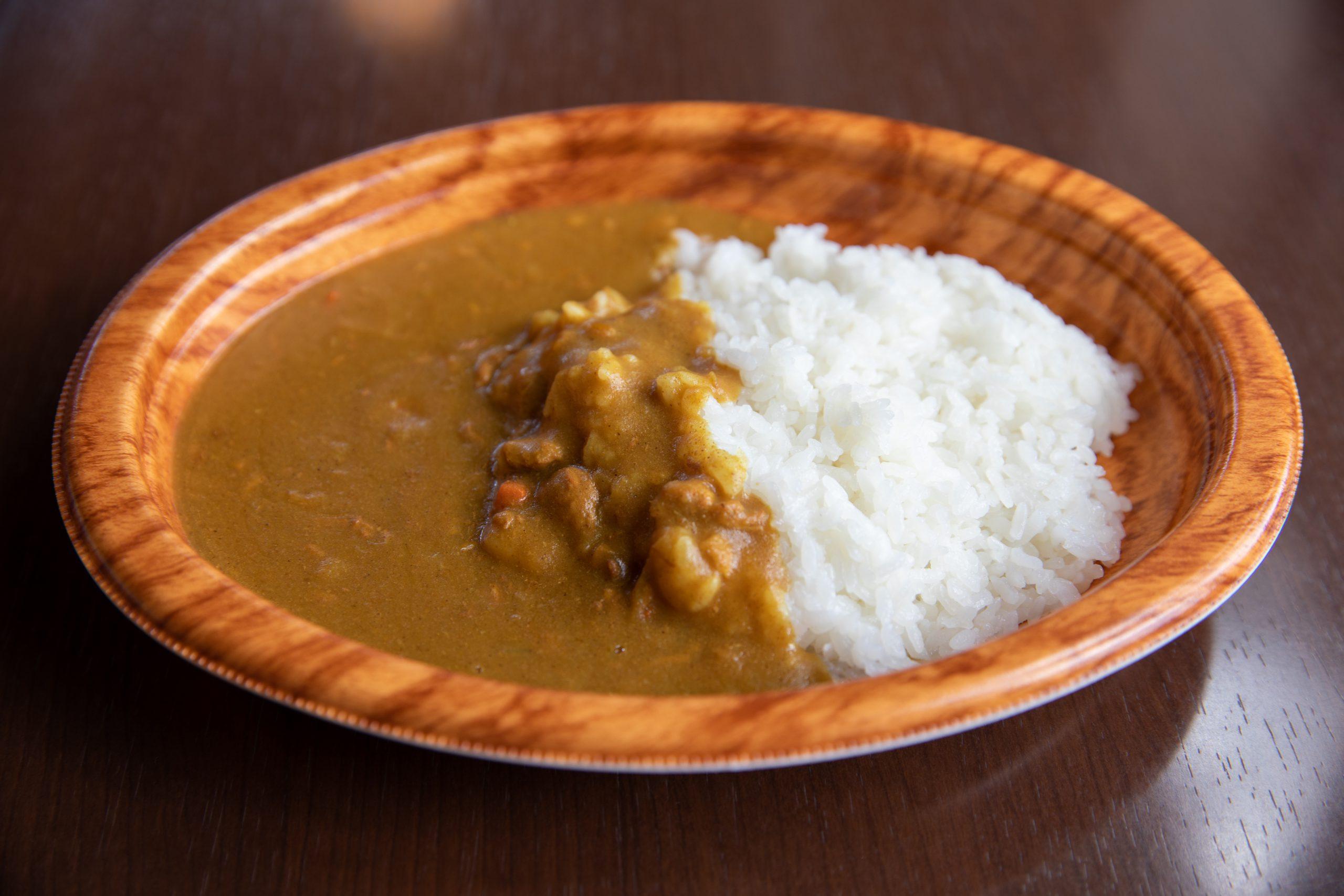 食道楽のカレー / 750円