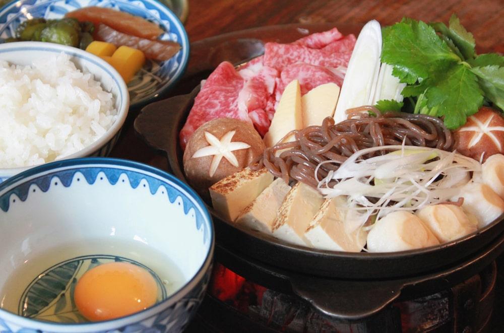 牛鍋 松 / 5500円