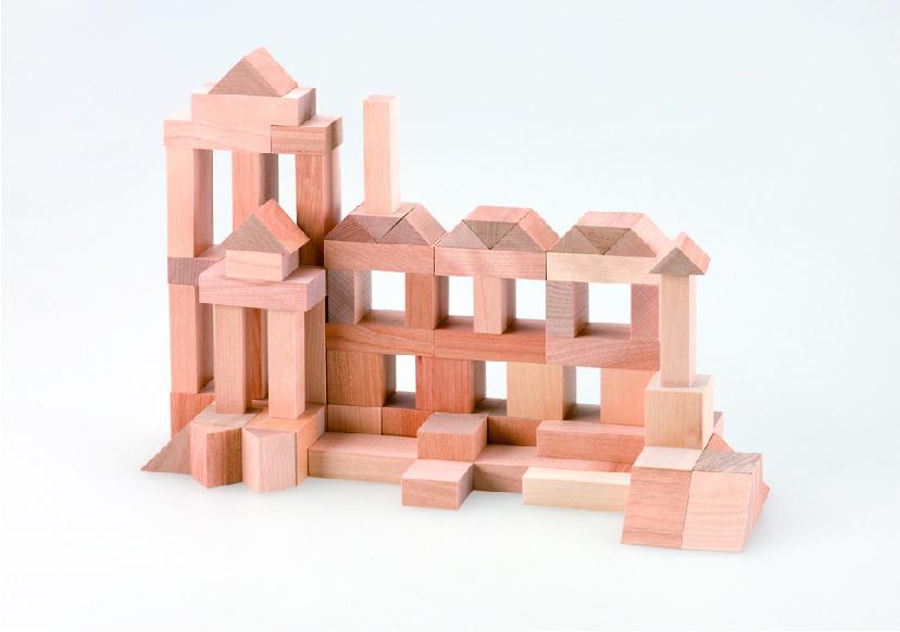 「博物館明治村×フレーベル館『恩物』の世界ードイツの知育玩具」